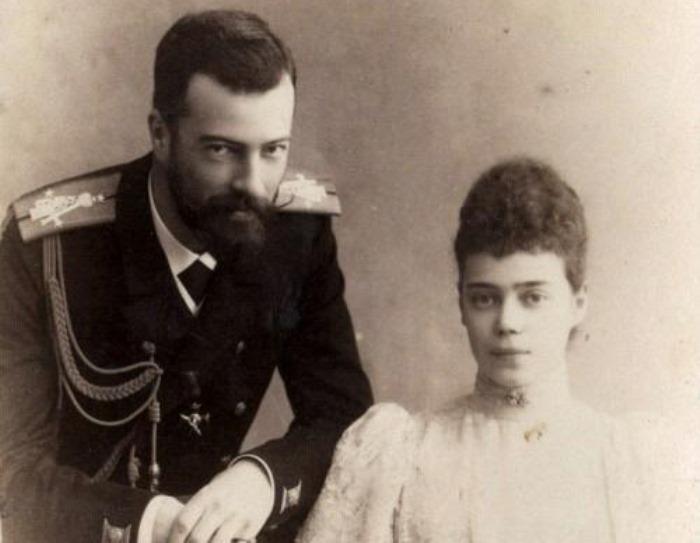 Великий князь Александр Михайлович с супругой, великой княгиней Ксенией Александровной | Фото: romanovs-russia.blogspot.ru