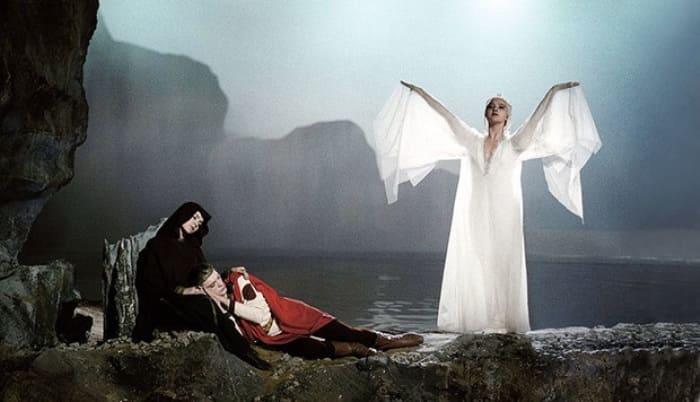 Ксения Рябинкина в *Сказке о царе Салтане*, 1966   Фото: wday.ru