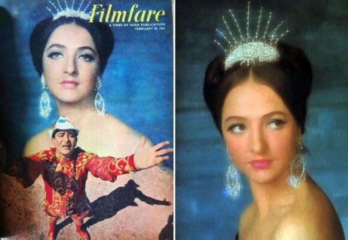 Звезда индийского кино Ксения Рябинкина   Фото: nastroy.net