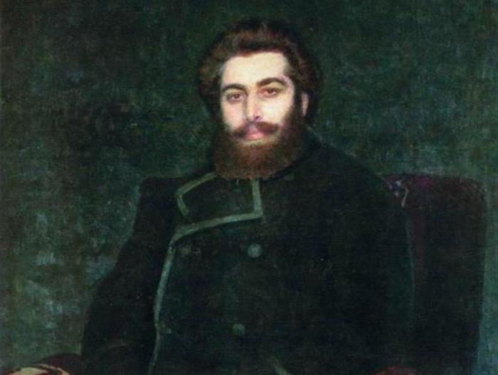 И. Репин. Портрет Ñудожника А. И. Куинджи, 1877. Фрагмент | Фото: artscroll.ru