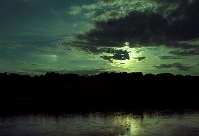 Картина Куинджи вдохновляет и современных фотографов | Фото: flickr.com