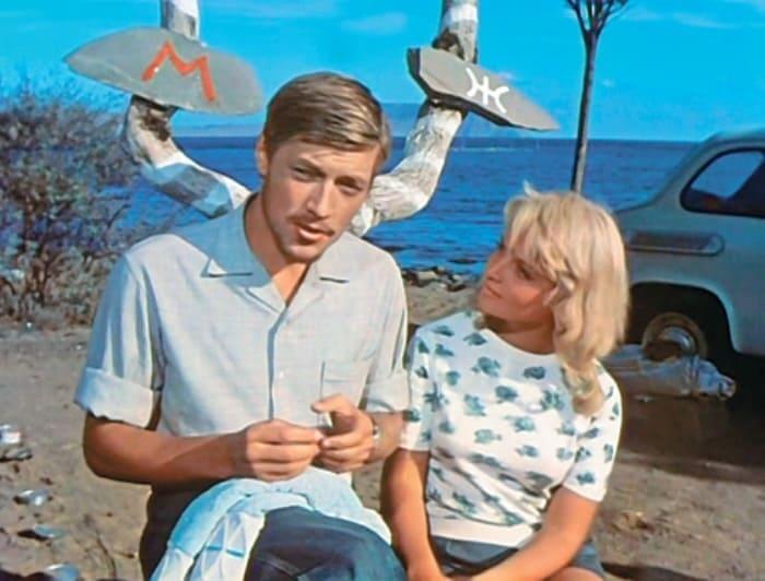 Кадр из фильма *Три плюс два*, 1963 | Фото: mk.ru