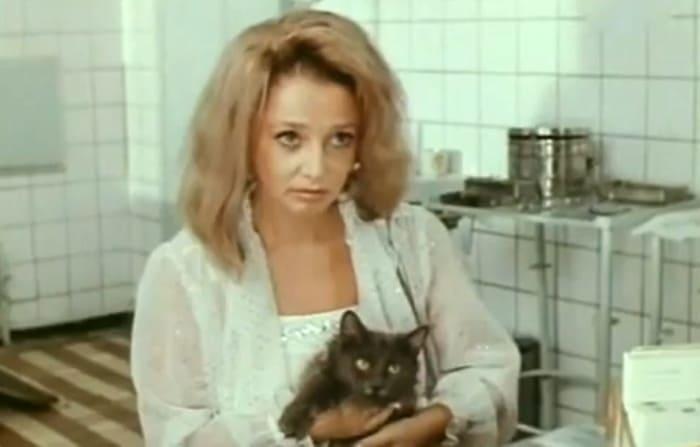 Наталья Кустинская в фильме *Просто ужас!*, 1982 | Фото: kino-teatr.ru