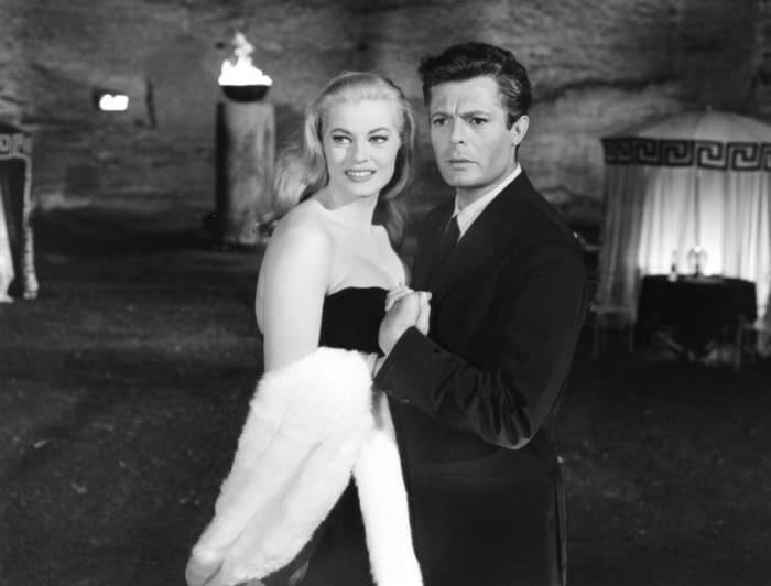 Кадр из фильма *Сладкая жизнь*, 1960 | Фото: kino-teatr.ru