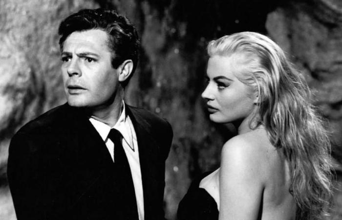 Кадр из фильма *Сладкая жизнь*, 1960 | Фото: smartfacts.ru
