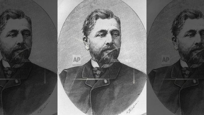 Александр Густав Эйфель