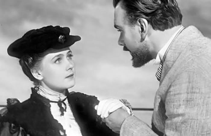 Кадр из фильма *Дама с собачкой*, 1960   Фото: culture.ru
