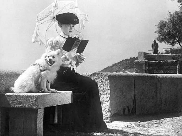 Кадр из фильма *Дама с собачкой*, 1960 | Фото: chtoby-pomnili.com