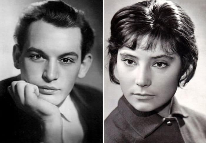Актеры в молодости | Фото: kino-teatr.ru