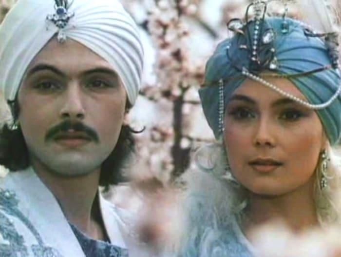Кадр из фильма *И еще одна ночь Шахерезады…*, 1984 | Фото: kino-teatr.ru