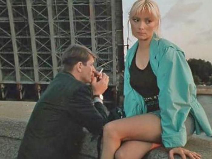 Лариса Белогурова и Александр Абдулов в фильме *Гений*, 1991   Фото: liveinternet.ru