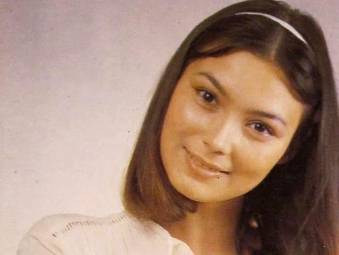 Актриса в юности   Фото: kino-teatr.ru