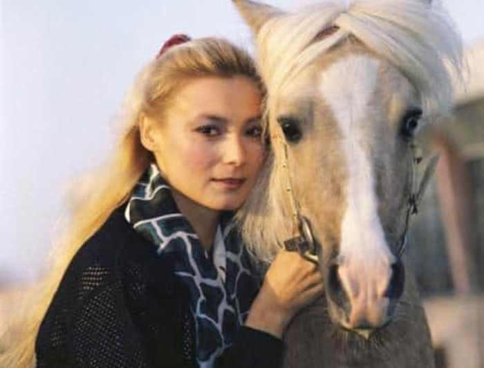Одна из самых красивых актрис 1980-х гг. Лариса Белогурова | Фото: kino-teatr.ru