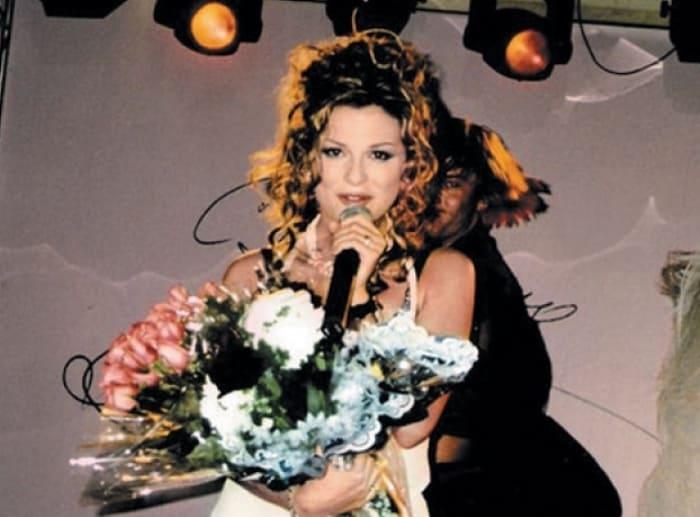 Певица Лариса Черникова | Фото: tele.ru