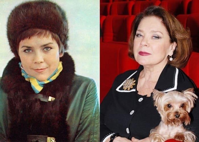 Лариса Голубкина   Фото: kino-teatr.ru