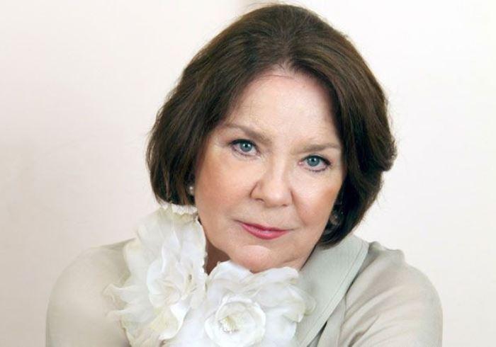 Народная артистка РСФСР Лариса Голубкина | Фото: aif.ru