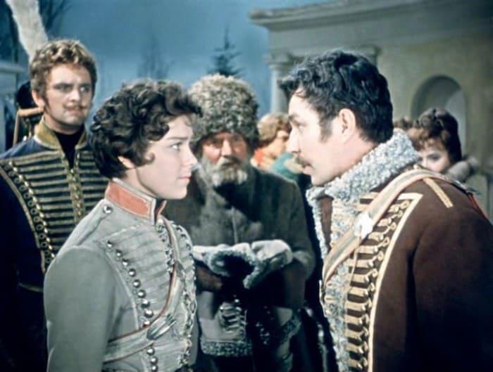 Кадр из фильма *Гусарская баллада*, 1962 | Фото: kino-teatr.ruа