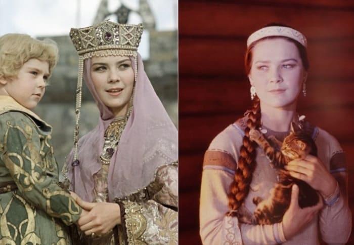 Кадры из фильма *Сказка о царе Салтане*, 1966 | Фото: kino-teatr.ru