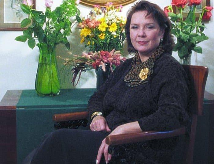 Актриса в 1996 г. | Фото: sovsekretno.ru