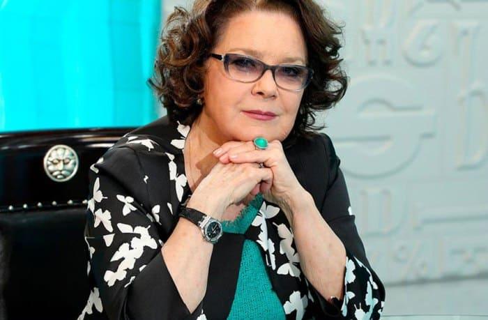 Актриса театра и кино Лариса Голубкина | Фото: 1000news.ru