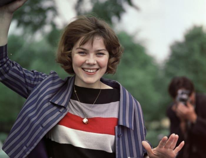 Актриса в юности | Фото: goodhouse.ru