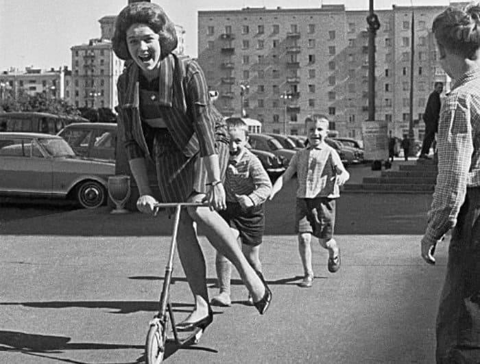 Актриса в 1965 г. | Фото: sovsekretno.ru