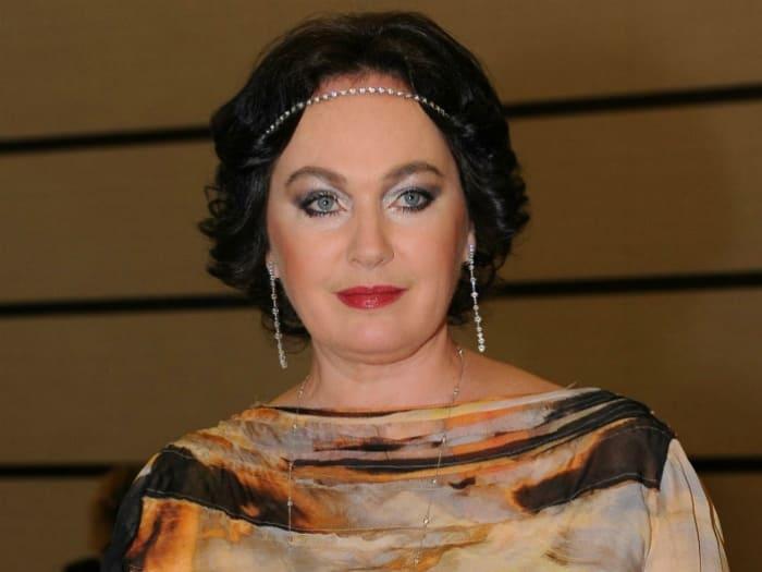 Актриса и телеведущая Лариса Гузеева | Фото: teleprogramma.pro