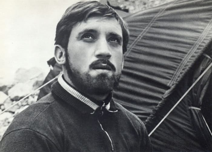 Владимир Высоцкий в фильме *Вертикаль*, 1966 | Фото: sputnik.by