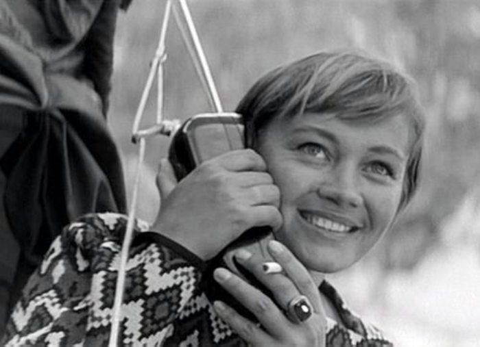 Лариса Лужина в фильме *Вертикаль*, 1966 | Фото: echo.msk.ru