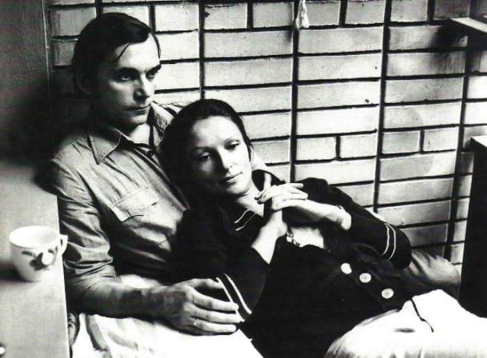 Лариса Шепитько и ее муж Элем Климов | Фото: kino-teatr.ru