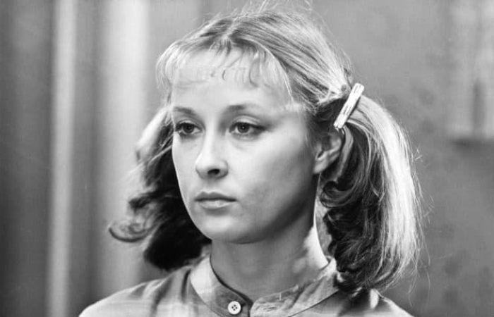 Актриса в юности | Фото: uznayvse.ru