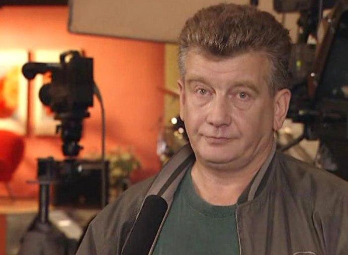 Первый муж актрисы Александр Панкратов-Белый | Фото: tvcenter.ru