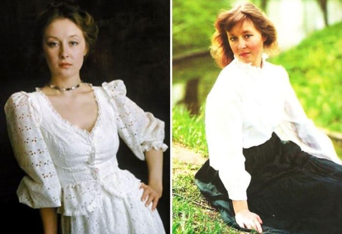 Актриса в молодости | Фото: uznayvse.ru, kino-teatr.ru