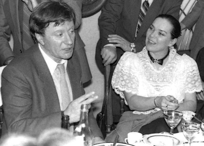 Андрей Миронов и Лариса Голубкина | Фото: kino-teatr.ru