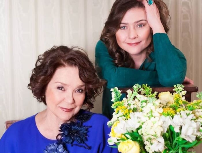 Актрисы Мария и Лариса Голубкины | Фото: vokrug.tv