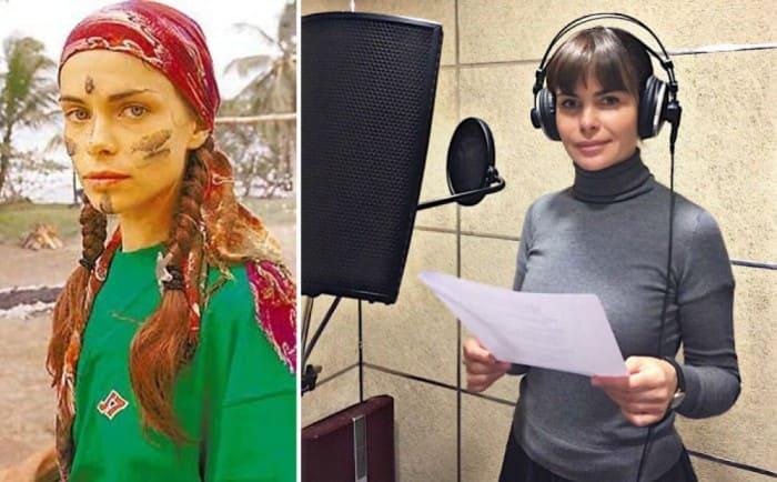 Одна из самых ярких участниц шоу *Последний герой* Инна Гомес | Фото: rus.jauns.lv