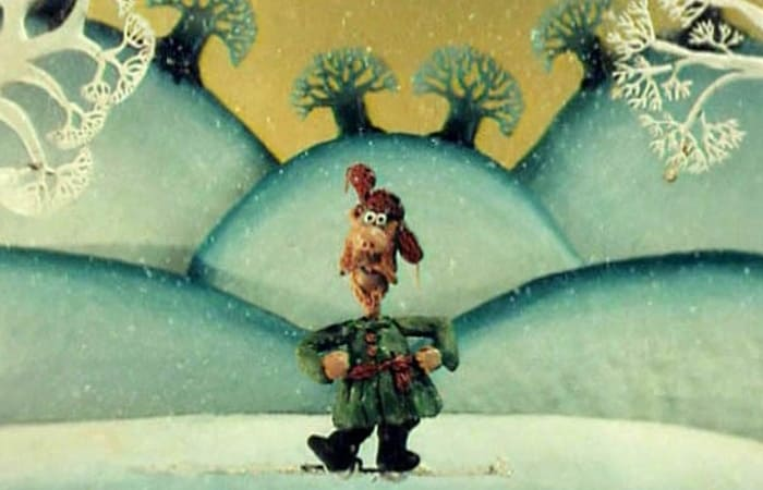 Кадр из мультфильма *Падал прошлогодний снег*, 1983 | Фото: teleprogramma.pro