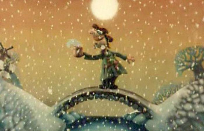 Кадр из мультфильма *Падал прошлогодний снег*, 1983 | Фото: irinalem.net