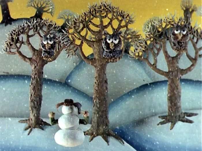 Кадр из мультфильма *Падал прошлогодний снег*, 1983   Фото: kino-teatr.ru