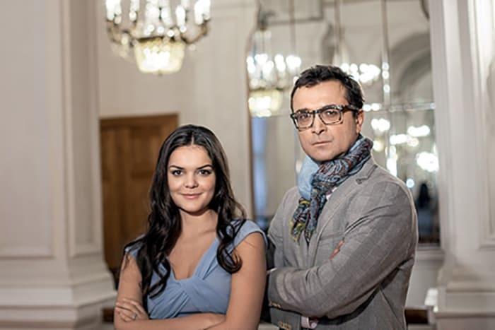 Полина Лазарева – продолжательница актерской династии | Фото: 24smi.org