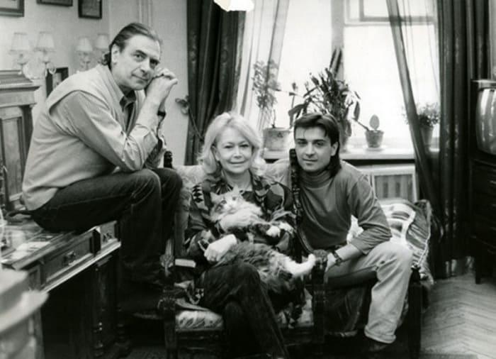 Актеры с сыном Александром | Фото: 24smi.org