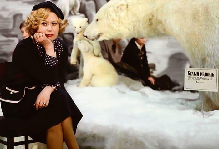 Светлана Немоляева в фильме *Гараж*, 1979 | Фото: 7days.ru