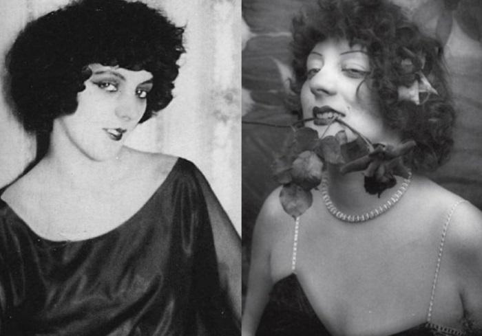 Ман Рэй. Кики с Монпарнаса, 1920-е гг. | Фото: theredlist.com
