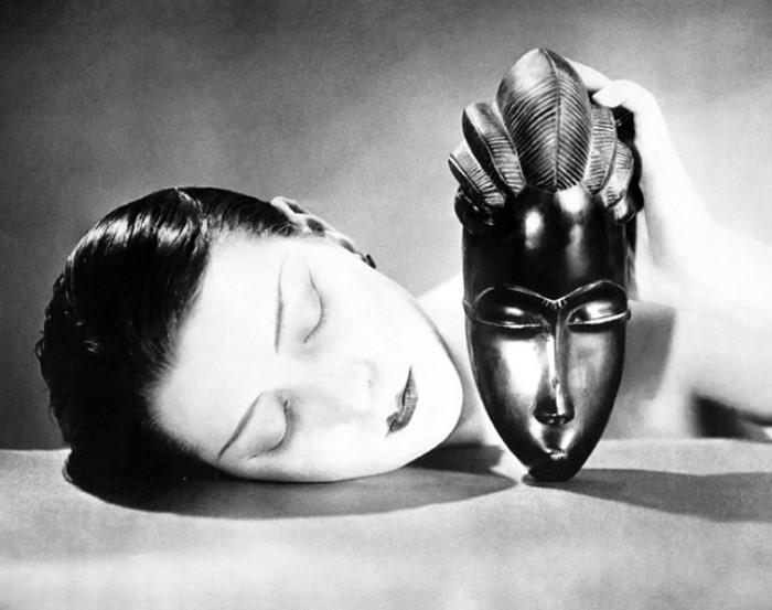 Ман Рэй. Черное и белое, 1926 | Фото: theredlist.com