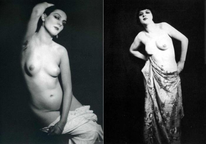 Ман Рэй. Кики с Монпарнаса, 1922 | Фото: theredlist.com