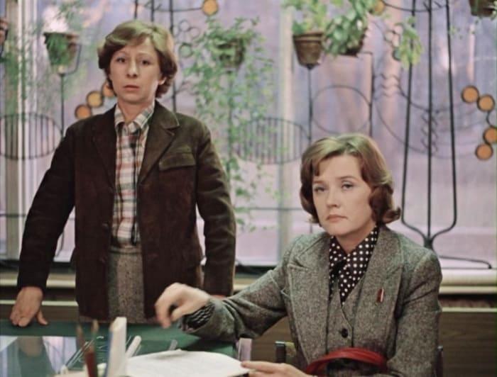 Кадр из фильма *Москва слезам не верит*, 1979   Фото: kino-teatr.ru