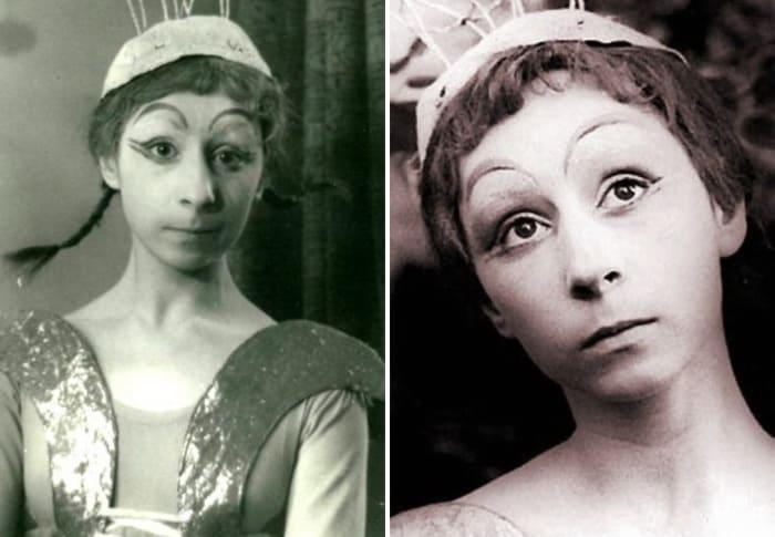 Актриса в ролях травести   Фото: kino-teatr.ru