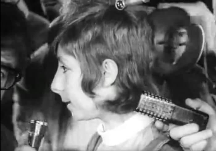 Кадр из фильма-спектакля *Дорогой мальчик*, 1973   Фото: kino-teatr.ru