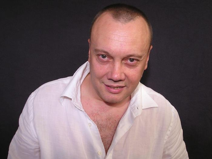Актер Владимир Комаров | Фото: usionline.com