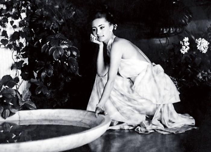 Советская Одри Хепберн – так называли Леку Миронову за границей | Фото: kickymag.ru